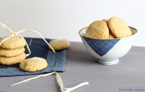Biscuit érable