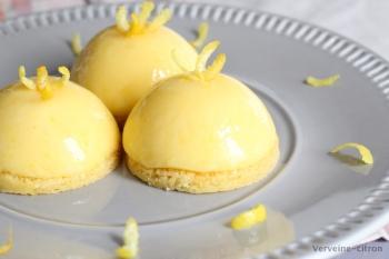 Dôme citron