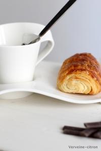 Pain chocolat/croissant