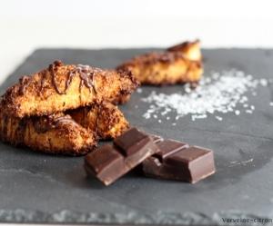 Cigare coco chocolat