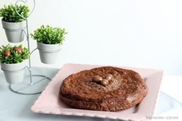 Gâteau magique pâques
