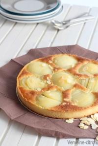 Tarte bourdaloue choco