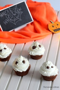 Cupcakes fantomes