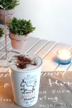 Pumking spice latte
